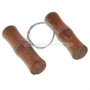 Струна с ручками деревянными для резки продуктов